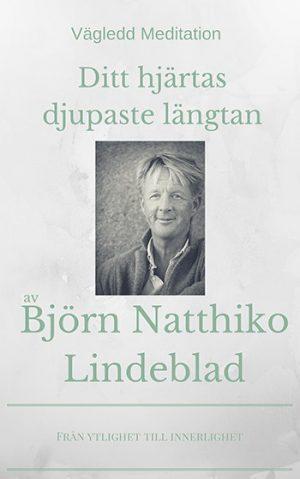 Ditt hjärtas djupaste längtan, Beskrivning av Ditt hjärtas djupaste längtan, Björn Natthiko Lindeblad